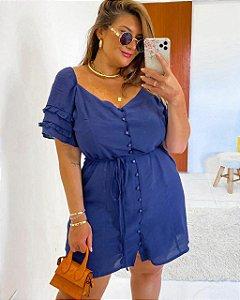 Vestido Plus Size Jane