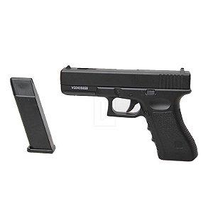 Pistola de Airsoft Spring Vigor GK-V20 Full Metal