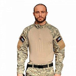 COMBAT SHIRT ARMY COMBAT - BRAVO