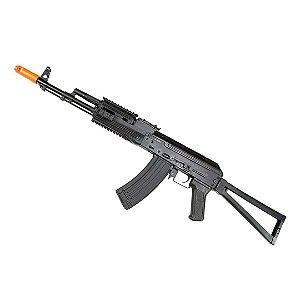 RIFLE DE AIRSOFT AEG APS AK74M FULL METAL BLOWBACK ASK204P