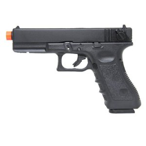 Pistola Airsoft Full Auto Glock R18 Gbb Green Gas 6mm   - Army Armament