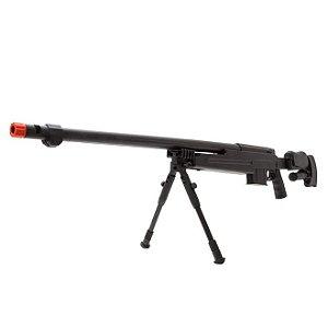 RIFLE SNIPER Well G86B Com Bipé - 6mm