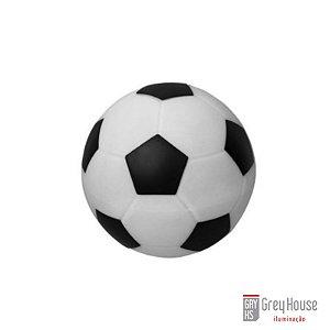 Luminária Bola de Futebol | Grey House