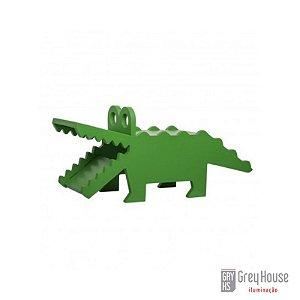 Luminária Crocco Verde | Grey House