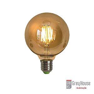 Lâmpada Balloon Filamento Vintage 2,5W 2200K | Grey House