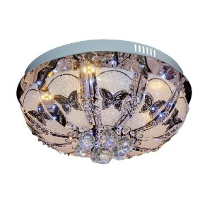 Luminária Plafon Capri 5 x Led 3w 110V D45 x A23,5cm  PL7007-5.110 | Arquitetizze