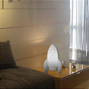 Luminária de Mesa Foguete | Usare