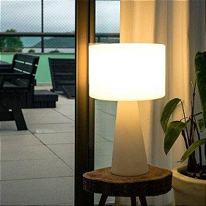 Luminária de Mesa Abajur Simple | Usare