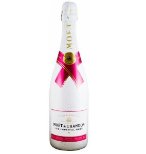 Champagne Moët & Chandon Ice Imperial rose