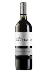 Vinho Chileno Casa Santiago Cabernet Sauvignon 750ml