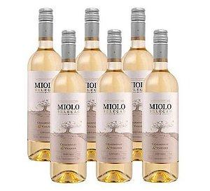 Leve 6 Pague 5 - Vinho Miolo Seleção Chardonnay/Viognier - 750ml