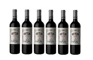 Leve 6 Pague 5 - Vinho San Telmo Cabernet Sauvignon - 750ml