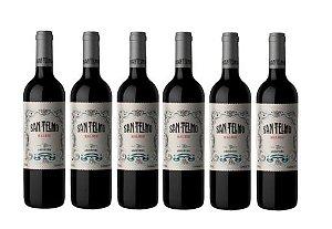 Leve 6 Pague 5 - Vinho San Telmo Malbec -750ml