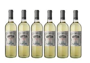 Leve 6 Pague 5 - Vinho San Telmo Chardonnay - 750ml
