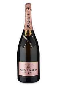 Champagne Moët & Chandon Impérial Rosé Brut Magnum 1,5 L