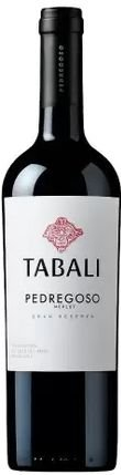Vinho Tabali Pedregoso  Gran Reserva  Merlot - 750ml