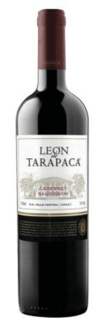 vinho león tarapacá cabernet sauvignon-750ml