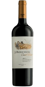 Vinho Tinto J. Bouchon Canto Norte blend-750 ml