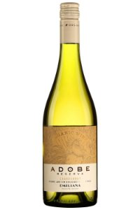 Vinho Orgânico Adobe Reserva  chardonnay-750 ml