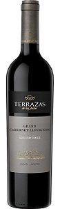 Vinho Terrazas grand Cabernet Sauvignon-750ml