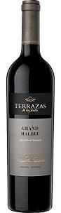 Vinho Terrazas de los Andes Grand Malbec -750ml