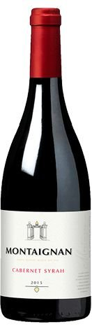 Vinho  Montaignan Cabernet Syrah-750ml