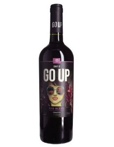 Vinho Tinto GO UP Reserva Red Blend 750ml