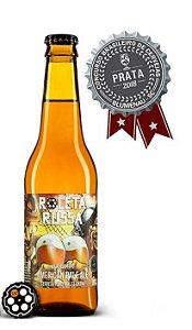 Cerveja Roleta Russa APA 355 ml