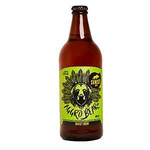 Cerveja Sunset Brew Aggro Bear IPA 600 ml