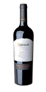 Vinho Tinto Ventisquero Queulat Gran Reserva Carménère 750ml