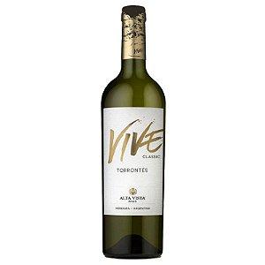 Vinho Branco Alta Vista Vive Classic Torrentés 750ml