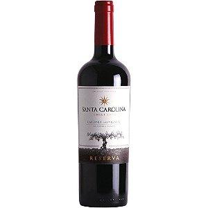 Vinho Tinto Santa Carolina Reserva Cabernet Sauvignon 750ml