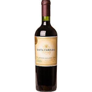 Vinho Tinto Santa Carolina Reserva de Família Cabernet Sauvignon 750ml