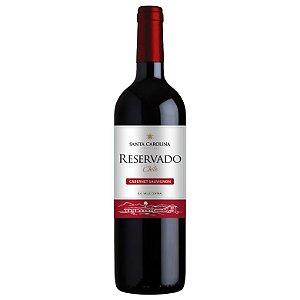 Vinho Tinto Santa Carolina Reservado Cabernet Sauvignon 750ml