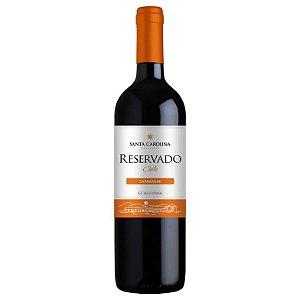 Vinho Tinto Santa Carolina Reservado Carménère 750ml