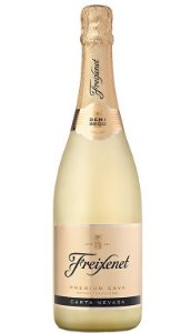 Espumante Freixenet Carta Nevada Demi Sec 750ml