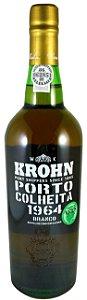 Vinho Branco Krohn Porto Colheita 1964 750ml