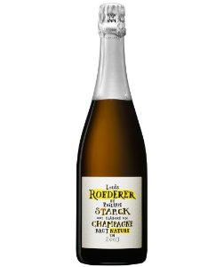 Champagne Louis Roederer et Philippe Starck Brut Nature 2009 750ml