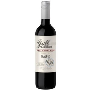 Vinho Tinto The Grill Master Fan Club Malbec Shiraz 750ml