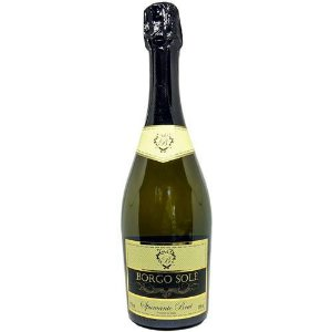 Espumante Borgo Sole Brut 6x750ml