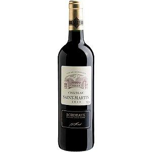 Vinho Tinto Château Saint Martin 750ml