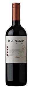 Vinho Tinto Isla Negra  West Bay Carménère Cabernet Sauvignon 750ml