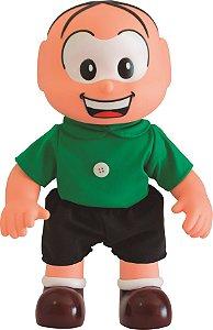 Boneco Cebolinha Original 35cm Vinil e Fibra - Turma da Monica