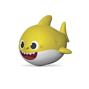 Boneco Baby Shark - Peixinho de Vinil Macio