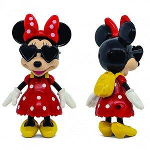 Boneca de Vinil Macio - Minnie Mouse com acessórios - Elka