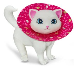 Barbie Pet Gatinha Blissa Veterinária Com Acessórios