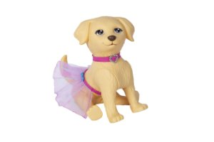 Barbie Pet Cachorrinha da Barbie Pet Shop Com Acessórios