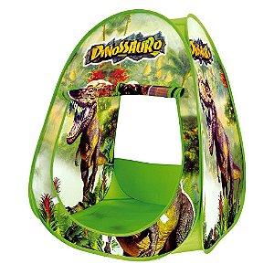Cabana Infantil Portátil Barraca Toca do Dinossauro Dino