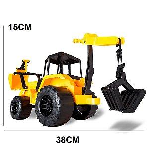 Caminhão de Brinquedo Trator Agro Combo Cardoso Toys
