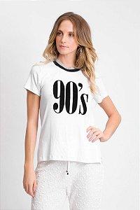 T-Shirt 90's Flock